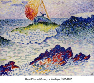 Henri-Edmond-Cross-Le-Naufrage-1906-1907