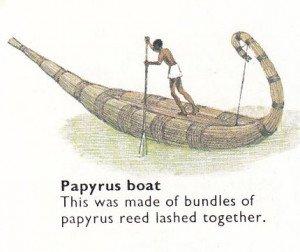 PapyrusBoat_egypte-ancienne