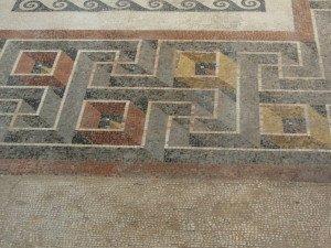 mosaique romaine-rabat-malte