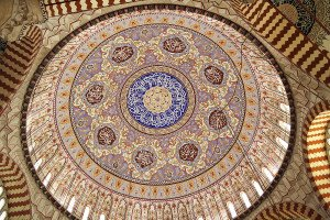 Selimiye_Mosquee_Dome