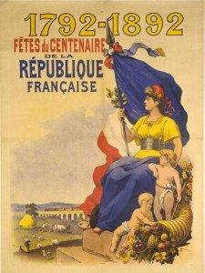 affiche centenaire revolution
