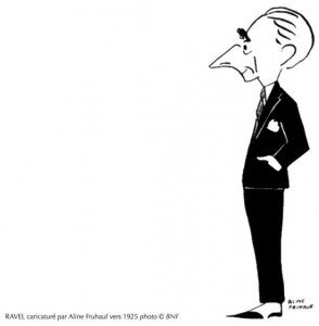 ravel-caricature